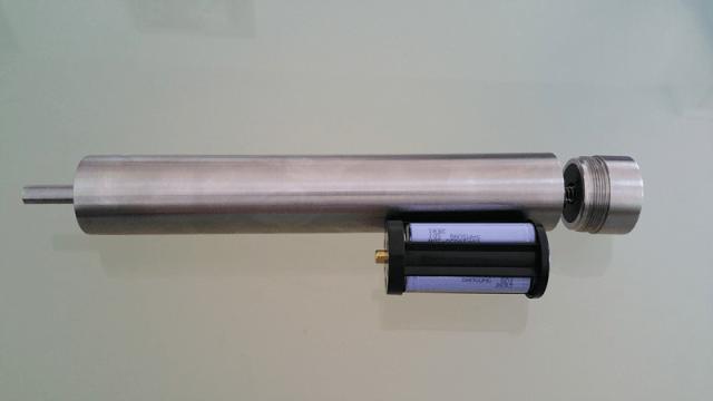 Motor, napajanje na punjive baterije